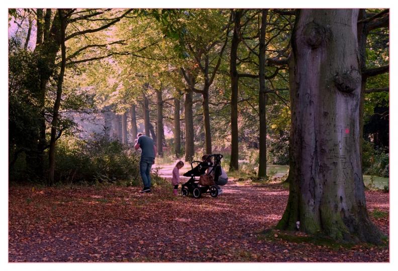 Ockenburg herfstkleuren