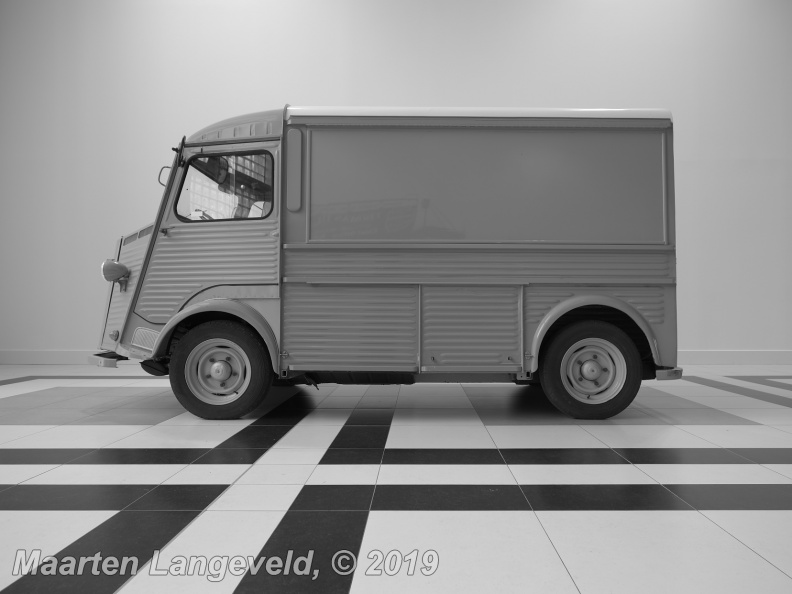 Citroën H -- Louwman Museum
