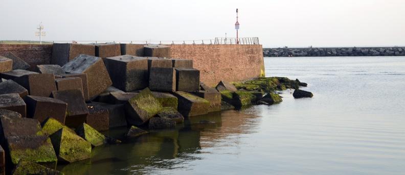 Haveningang Scheveningen -- Breedbeeld