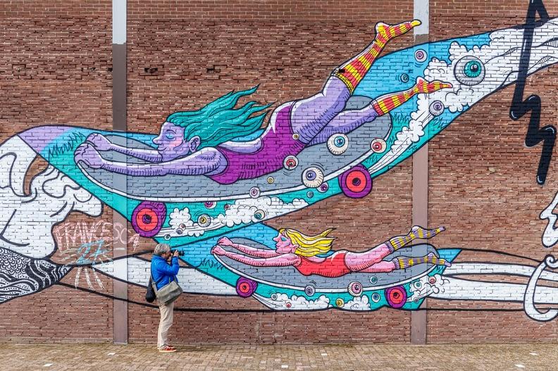 StreetArt Binckhorst