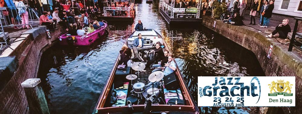 Jazz in de Gracht @ Dunne Bierkade, Bierkade en Groenewegje, Veenkade  | Den Haag | Zuid-Holland | Nederland
